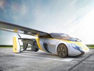 Aeromóbil, el primero en vender el carro volador ¿Quieres uno? Resérvalo