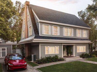 Tesla comienza la venta de su techo solar con garantía de por vida