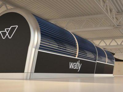 Watly: Sistema que suministra agua potable, energía renovable e Internet a 3000 personas