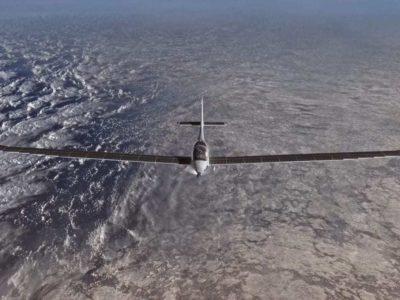 SolarStratos, el primer avión solar del mundo en viajar al espacio