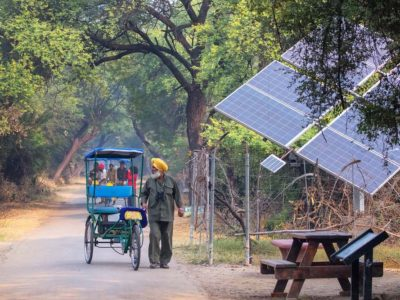 India llevará electricidad a todas las casas antes de 2019