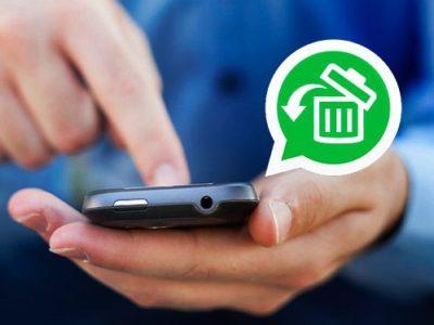 Recupera fotos borradas de tu celular con estas aplicaciones