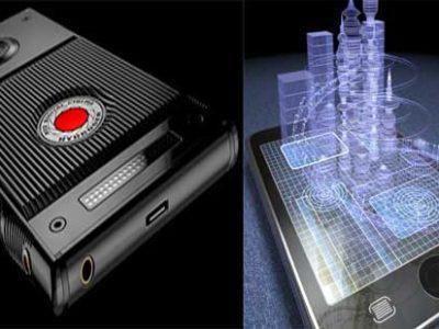Este teléfono Android 'holográfico' te dejará boquiabierto