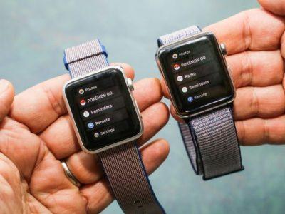 Apple trabaja en pantallas de MicroLED que consumen menos batería
