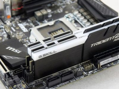 G.Skill alcanza los 5000 MHz con refrigeración por aire en sus módulos de memoria DDR4