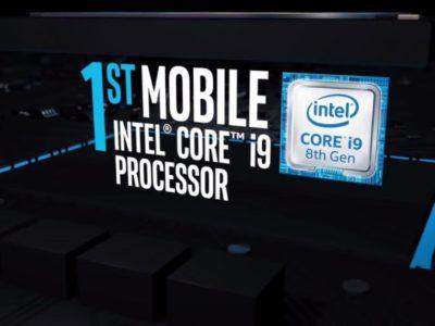 Intel Core i9: llega el primer procesador hexa core para laptops