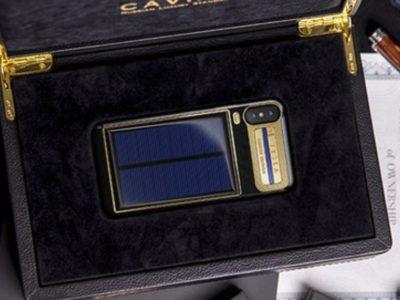 iPhone X Tesla tendrá batería infinita
