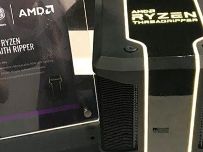 AMD y Cooler Master colaboran en la refrigeración Wraith Ripper