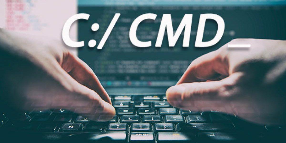 Comandos esenciales de la consola de Windows (CMD) que debes conocer
