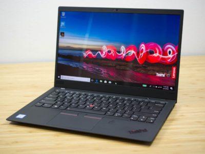Lenovo ThinkPad X1 Carbon (2018): Pantalla HDR, Amazon Alexa, Cortana y nuevo procesador