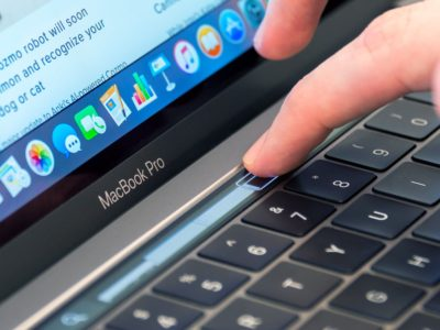 Apple renueva las especificaciones de sus MacBook Pro con Touch Bar