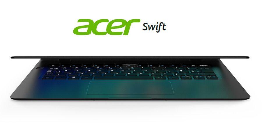 5 ventajas de los portátiles Acer Swift