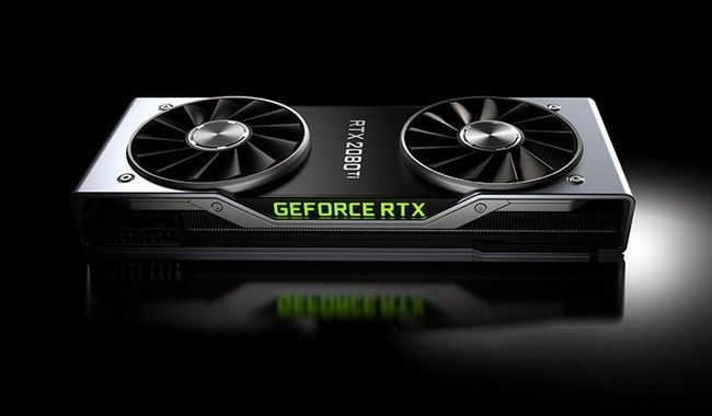 Las NVIDIA GeForce RTX 2080 son hasta el doble potentes que las GTX 1080