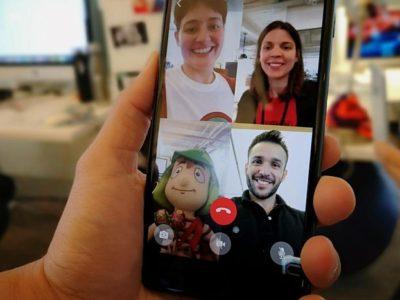 ¿Cómo hacer videollamadas grupales en WhatsApp?