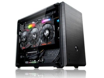 Raijintek presenta las cajas Ophion y Ophion Evo para mini-PC
