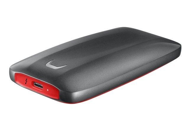 Samsung presenta el disco externo SSD más veloz del mercado