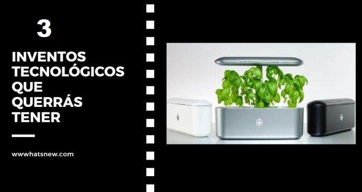 3 inventos tecnológicos