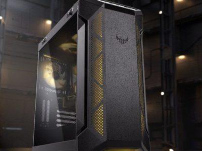 ASUS presenta la semitorre TUF Gaming GT501