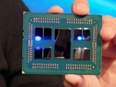Este es el EPYC 2 de 64 núcleos físicos que viene a coronar a AMD en el sector empresarial