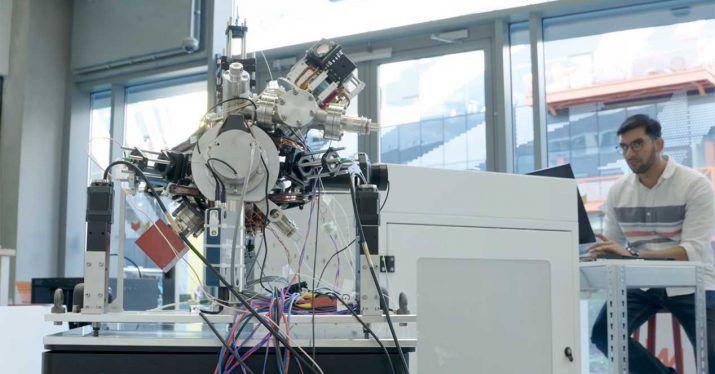 Crean un GPS cuántico que no necesita satélites para conocer tu posición