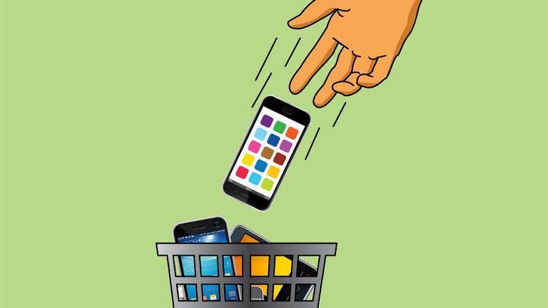 Por qué tu celular solo te va a durar dos años