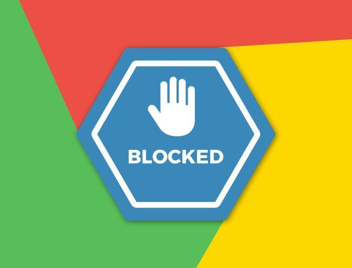 Anuncios molestos en Chrome