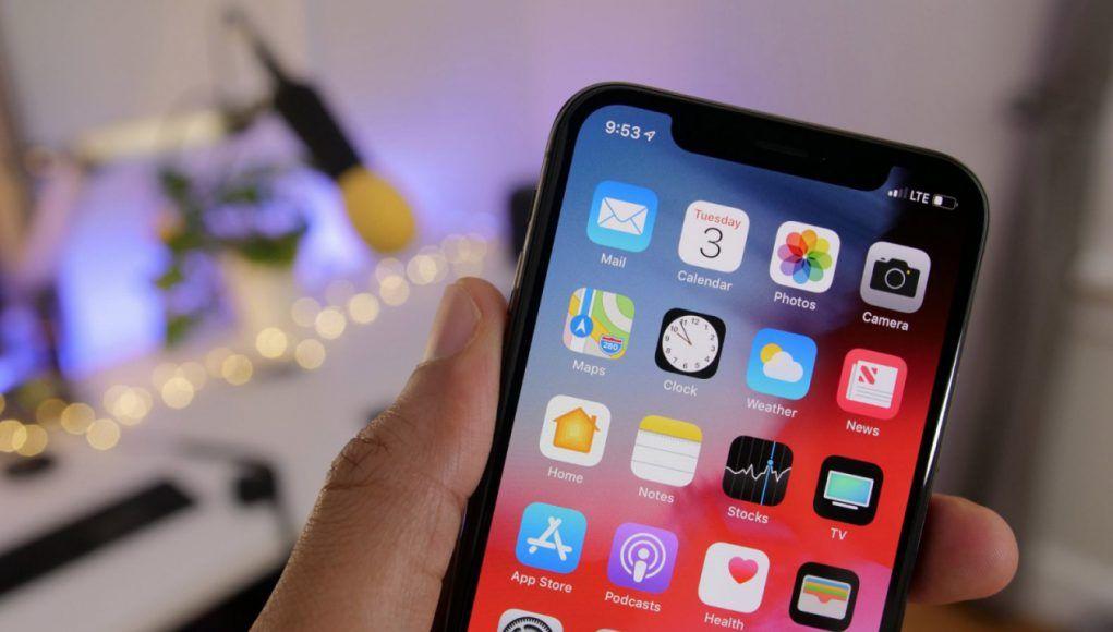 Bug Iphone iOS