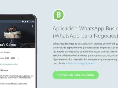 WhatsApp Business lleva tres características a su web y aplicación de escritorio