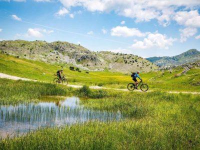 El TransDinarica: un sendero para bicicletas de 2.000 kilómetros que conectará ocho países europeos