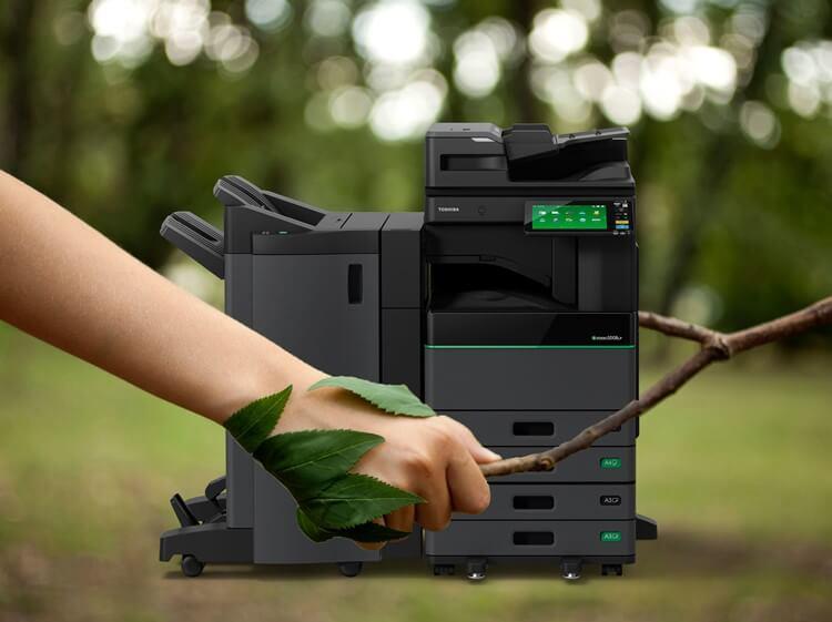 Impresora E Bridge Toshiba
