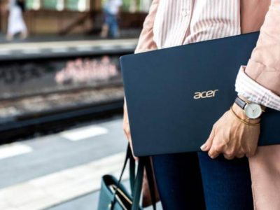 Acer Swift 5, portátil para emprendedores que no quieren renunciar a nada