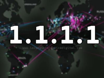 Use el nuevo DNS de Cloudflare y haga su Internet más rápido y seguro