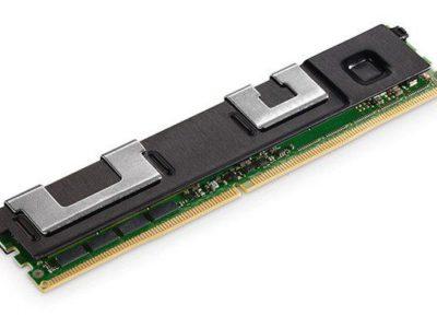 El módulo de 256 GB de memoria Optane persistente llega por 2668 dólares
