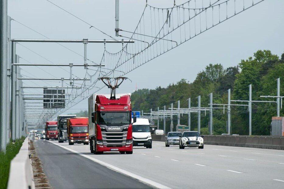 Camiones híbridos