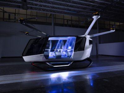 Alaka'i está desarrollando el primer taxi volador impulsado por hidrógeno