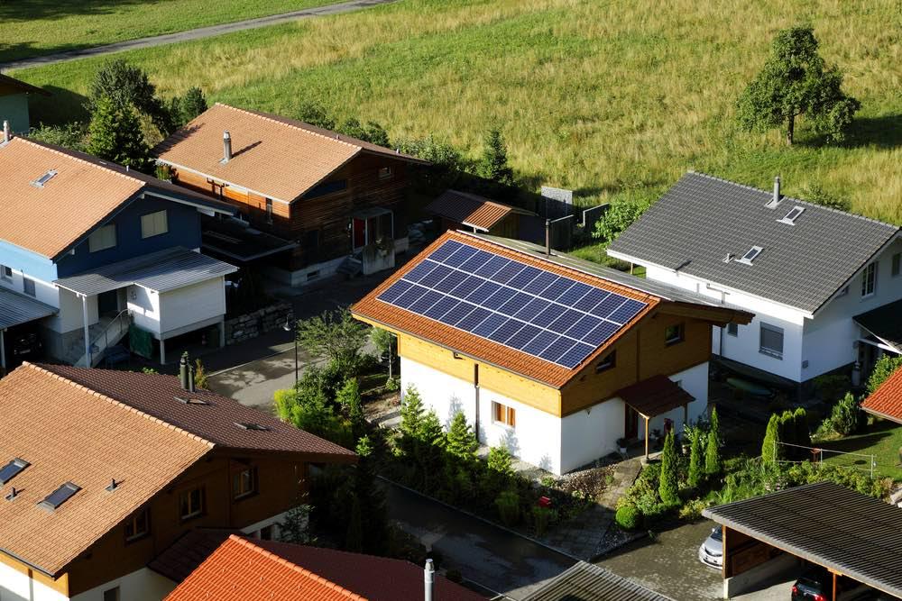 tejados en suiza