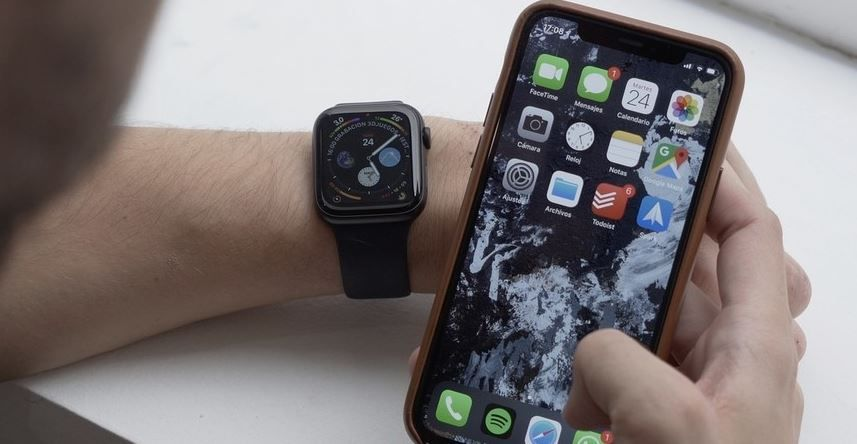 guia apple watch