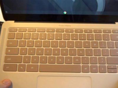 """Pixelbook Go: se filtra por completo la """"MacBook"""" de Google"""