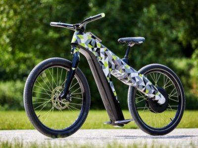 SKODA presenta su bicicleta eléctrica sin pedales