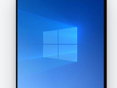 Nuevos detalles de Windows 10X salen a la luz