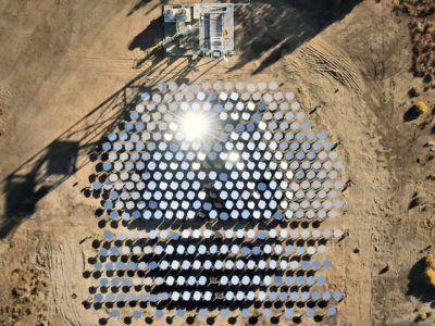 Heliogen, la apuesta de Bill Gates por la energía solar térmica por concentración más potente y única en el mundo