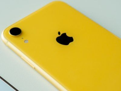 El iPhone XR supera al iPhone 7 como modelo más popular