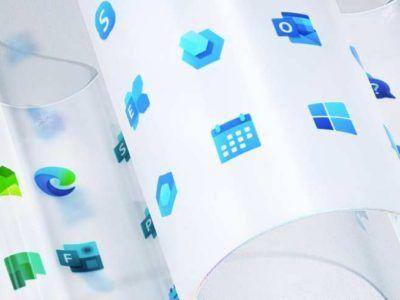 El nuevo logo de Windows abraza el estilo Fluent Design de Microsoft