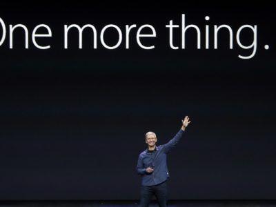 One more thing… renovaciones, teclados mecánicos e impresiones del MacBook Pro de 16 pulgadas
