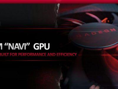 Big Navi, La próxima GPU de AMD sería mas potente que la RTX 2080 Ti