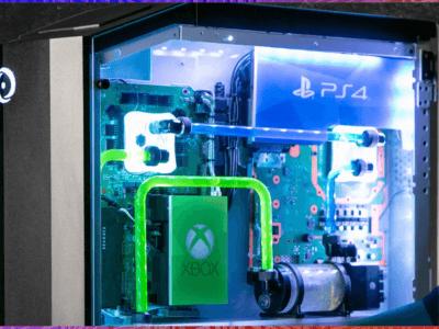 Corsair anuncia su PC integrada con todo un PlayStation 4 o Xbox One