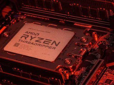 AMD no da tregua a Intel: se filtra el Threadripper 3980X, ¿48 núcleos a la vista?