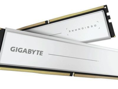 Gigabyte presenta el kit Designare de módulos de 32 GB DDR4-3200