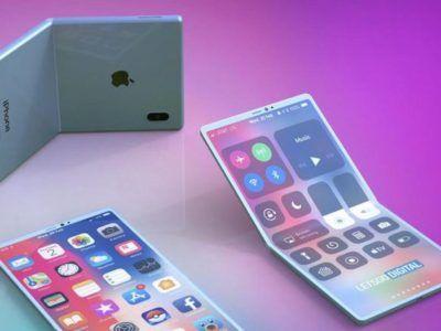 ¿Veremos algún día un iPhone plegable? Si se hace realidad, esta patente ya nos adelanta su aspecto