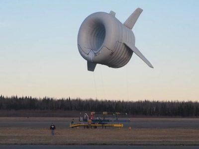 Este molino de viento flotante genera el doble de electricidad que una turbina eólica terrestre